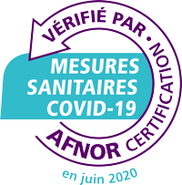 Certification AFNOR COVID-19