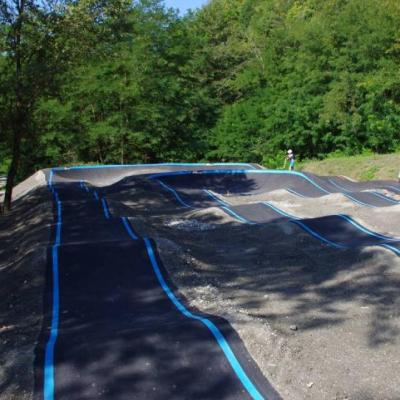 Pumptrack Aime la Plagne - All year round subject to weather conditions