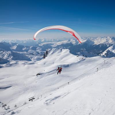 Paragliding & other air activities
