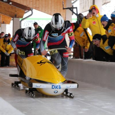 Bobsleigh World Cup | 10-12 jan 2020