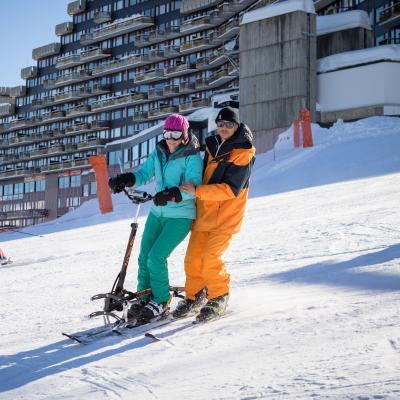 Disabled skiing & sports accessible