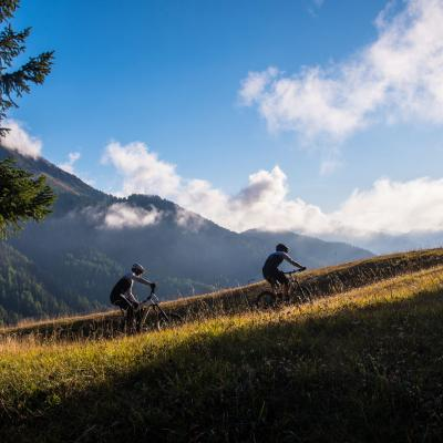 Advice from... Séverin, ou MTB expert
