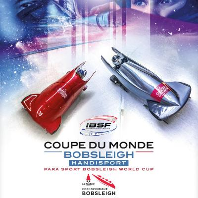 Bobsleigh world cup Handisport | march 6-7, 2021