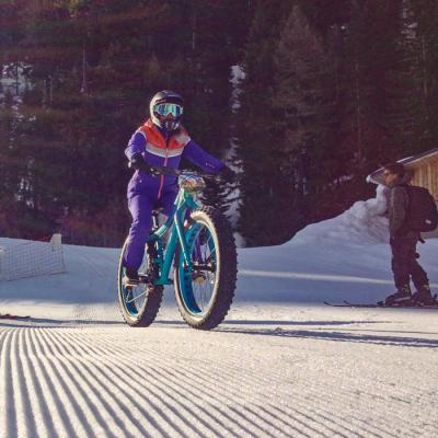 Mountainbike & Fatbike 's winters