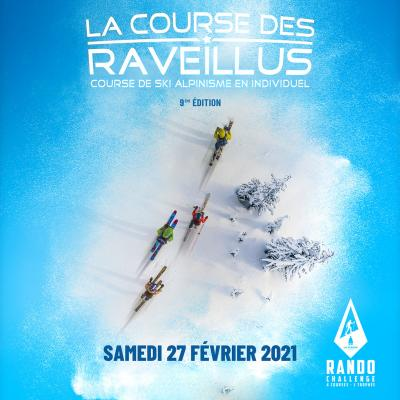 La Course des Raveillus | february 27th 2021