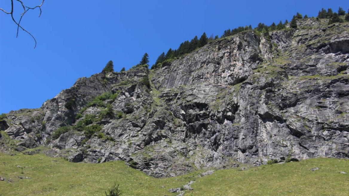 Via ferrata Plan du Bouc