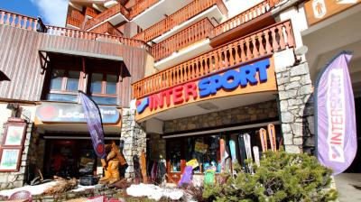 Le magasin Intersport