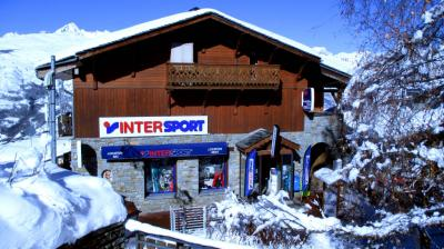 Le chalet Intersport La Randonnée