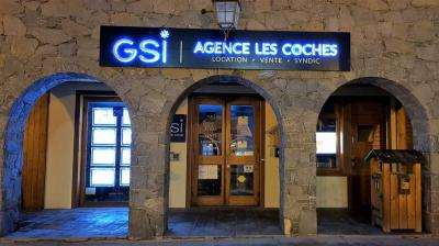 GSI Immobilier - L'agence des Coches